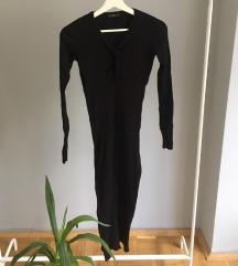 Zara ribbed haljina