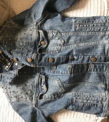 Zara jakna teksas