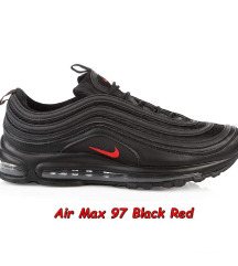 ▂ ▃ ▅ ▆ █ AIR MAX 97 RED BLACK █ ▆ ▅ ▃ ▂
