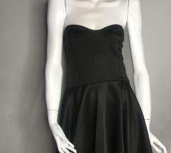 Crna top haljina