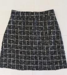 Reserved mini suknja
