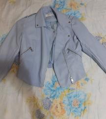 Plava Kozna jaknica