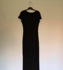 Dugačka rebrasta haljina  S/M