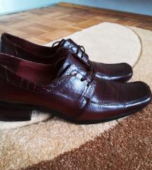 KEI VIU španske KOŽNE cipele, broj 39