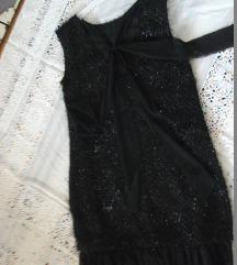 atraktivna svecana haljina