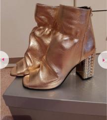 Piacere kozne cizme sa otvorenim prstima