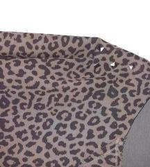 Tunika-leopard print!