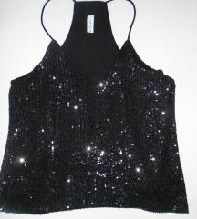 Majica sa šljokicama