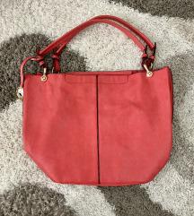 Crvena torba + mala torba