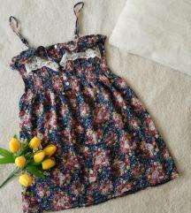 Cvetna, lagana haljina