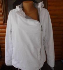 JANINA bela sportska jakna