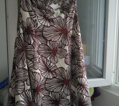 Korset haljina u stilu 50ih
