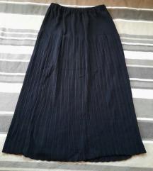 Zimska plisirana suknja