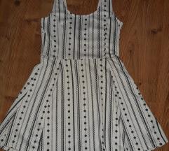 H&M predivna haljina na bretele