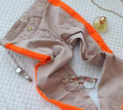 DANAS 600 Pantalone sa neon detaljima ✿✿xs