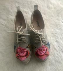 Patike cipele platforma 36