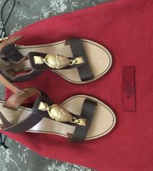 Original Valentino sandale na stiklu