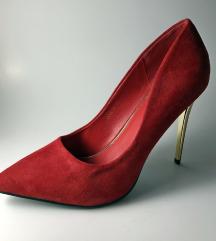 Crvene antilop salonke grčkog brenda *Alta Moda*