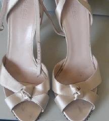 Orginal Gucci sandale satenske