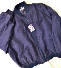 Bomber jakna 100% svila/NOVO/Berlin