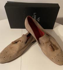 NOVE muške italijanske cipele Lorenzi br. 45