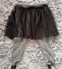Zara pantalonice za devojcice