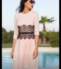 Ženstvena haljina