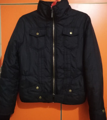 Crna jakna S