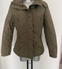 H&M prolećna maslinasta jakna
