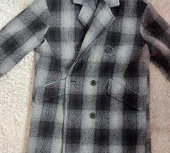 Zara kaput Manteco 100% vuna S