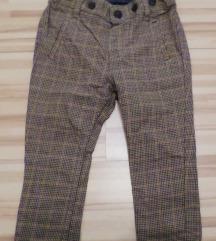 H&M pantalone 74,kao nove