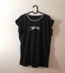 Crna majica slazenger L