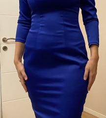 Haljina plava!