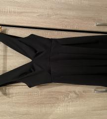 Crna haljinica m/l
