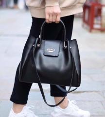 TOTALNO SNIZENJE Crna torba kopija dizajnerske