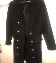 Crni kaput zimski- NOV