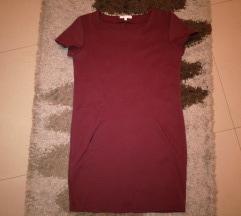 NOVO Liberty island bordo haljina