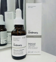 The Ordinary Retinol 0.5% in Squalane - NOVO
