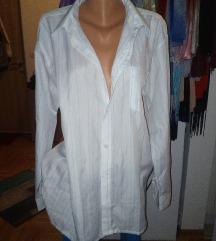 300 din velika bela košulja
