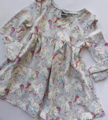 Next haljina sa jednorozima
