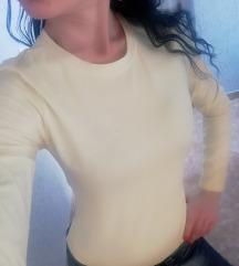 Bluza body, nezno zuta🌝🌝, rasprodaja