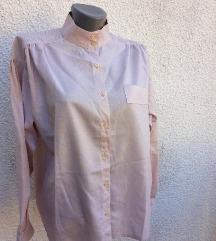 Vintage baby pink košulja