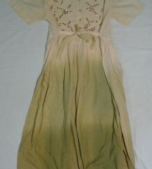 PINKY prelepa haljina,doneta je iz Nemacke,L/XL.