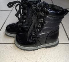 Zimske pretople cizme br 23, ug 14cm
