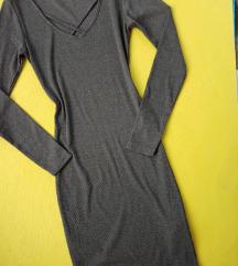 Fishbone haljina trikotaza vel S