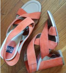 Dolce Gabbana kožne sandale, original