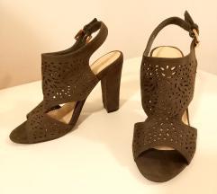 Maslinaste sandale 1500RSD