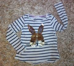 H&M pisi-brisi majica, 4-6g