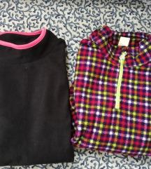 Dve polarne bluze