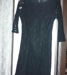 Zara cipkasta haljina snizena sa 850